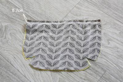 Hướng dẫn chi tiết cách may chiếc túi nhỏ xinh xắn 3