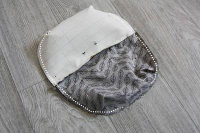 Hướng dẫn chi tiết cách may chiếc túi nhỏ xinh xắn 7