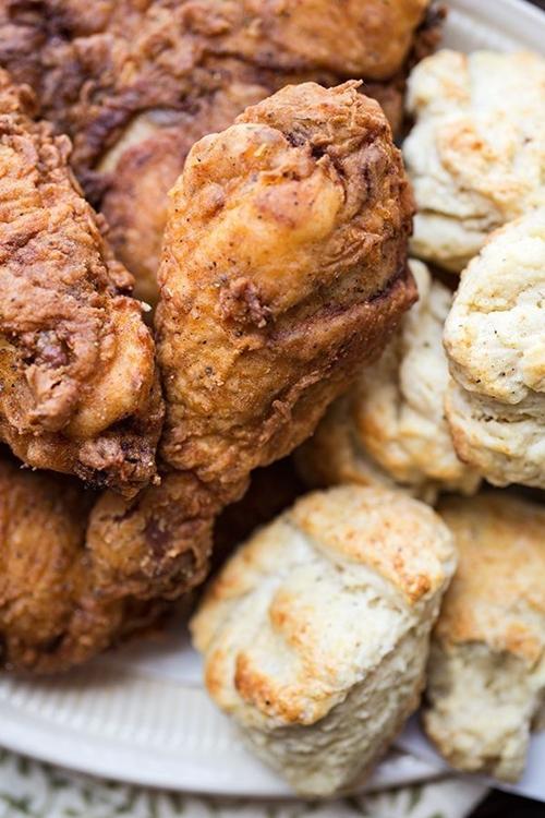 Đi tìm nguồn gốc của món gà rán quen thuộc 8