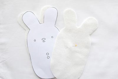 May thỏ bông êm ái xua tan cái lạnh 1