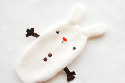 May thỏ bông êm ái xua tan cái lạnh 10