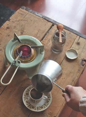 Câu chuyện cách pha cà phê: từ Thổ Nhĩ Kỳ lại nói về Việt Nam 4