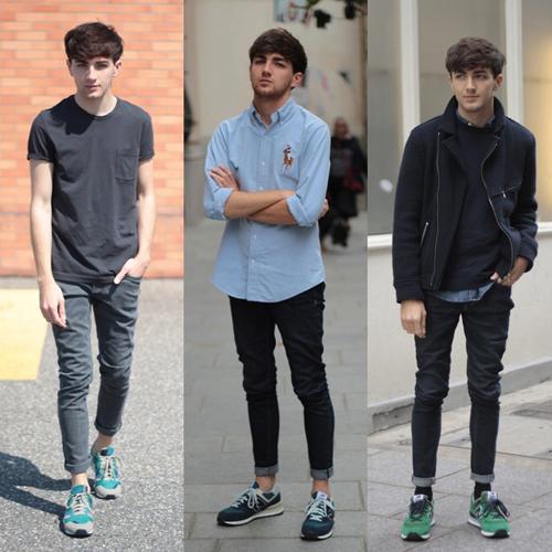 """New Balance - """"Cơn sốt"""" giày mới dành cho giới trẻ 34"""