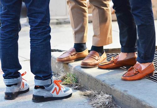 """New Balance - """"Cơn sốt"""" giày mới dành cho giới trẻ 35"""