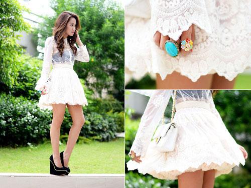 Gợi ý 6 kiểu váy phù hợp cho tiệc cuối năm 10
