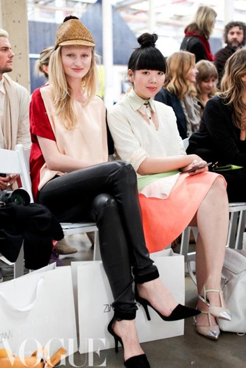 """Làm quen với fashionista """"chân dài"""" kiêm nhiếp ảnh Candice Lake 19"""