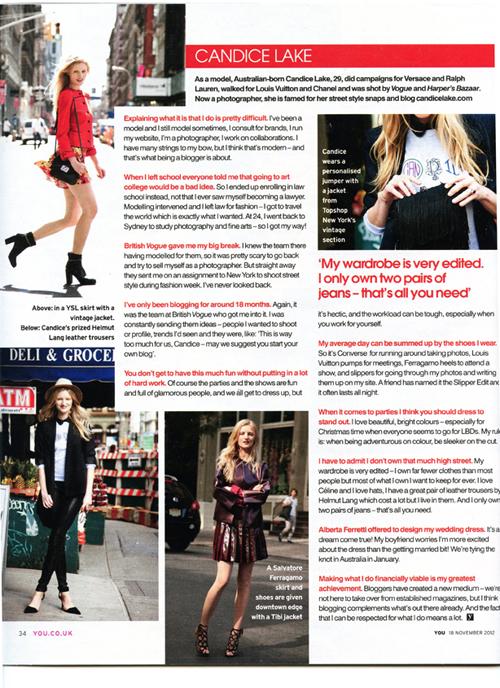 """Làm quen với fashionista """"chân dài"""" kiêm nhiếp ảnh Candice Lake 12"""