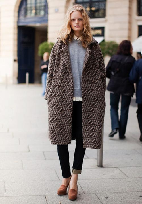 4 mẫu áo khoác trendy cho những ngày Tết lạnh 7