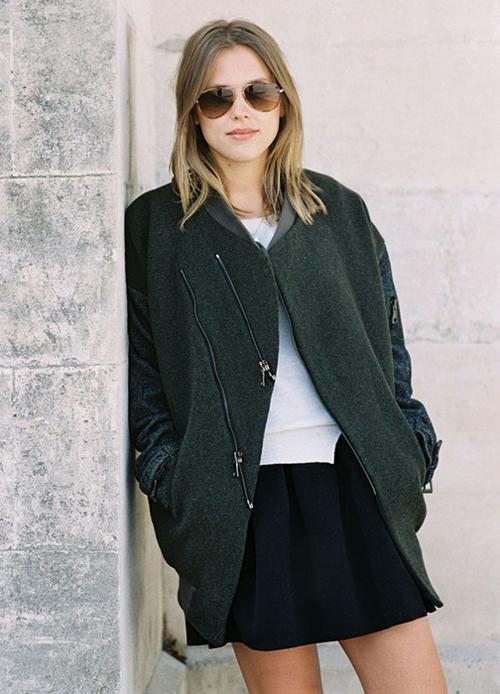 4 mẫu áo khoác trendy cho những ngày Tết lạnh 8