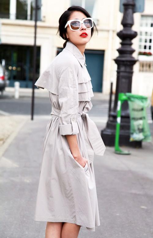 4 mẫu áo khoác trendy cho những ngày Tết lạnh 17