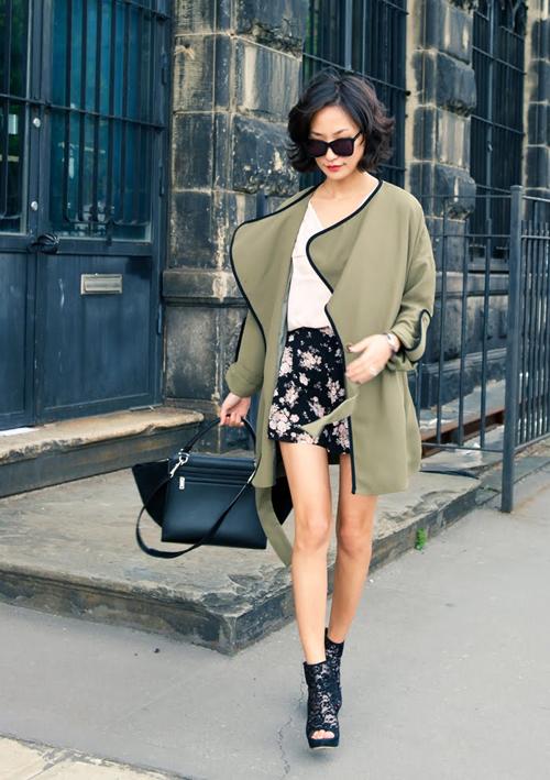 4 mẫu áo khoác trendy cho những ngày Tết lạnh 16