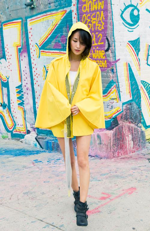 4 mẫu áo khoác trendy cho những ngày Tết lạnh 4
