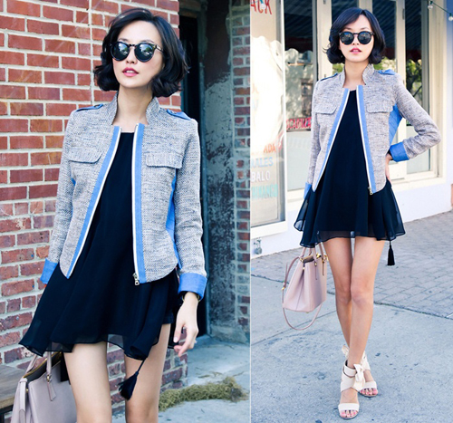 4 mẫu áo khoác trendy cho những ngày Tết lạnh 12