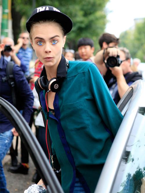 """Cara Delevingne - nàng """"tomboy"""" xinh đẹp của giới siêu mẫu 4"""
