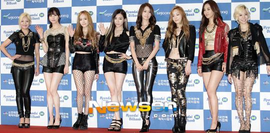 Trang phục trình diễn tại Dream Concert của SNSD bị chê bai vì quá xấu 1