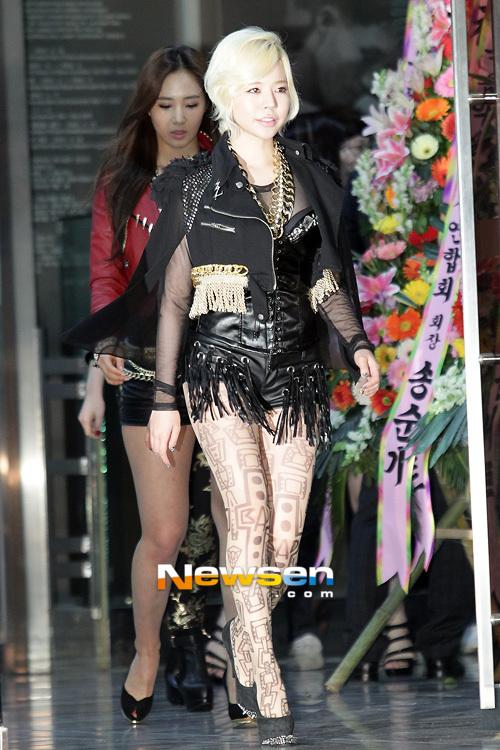 Trang phục trình diễn tại Dream Concert của SNSD bị chê bai vì quá xấu 8