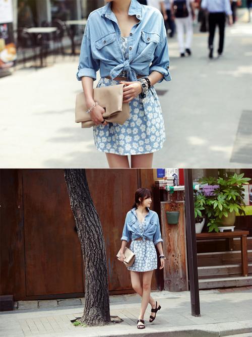 Cá tính hóa trang phục bằng những biến tấu nhanh và đơn giản 5
