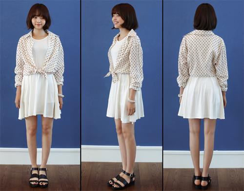 Cá tính hóa trang phục bằng những biến tấu nhanh và đơn giản 9