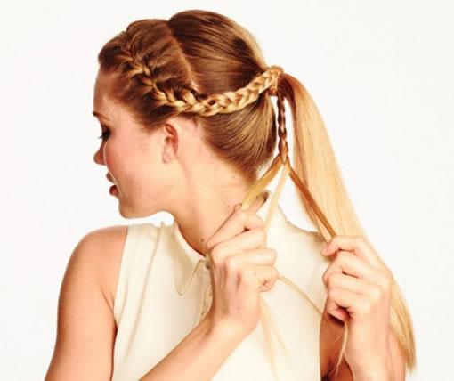 6 biến tấu cực dễ giúp tóc đuôi ngựa trở nên mới mẻ 5