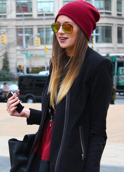 Điểm danh 7 kiểu mũ siêu cool cho mùa lạnh 2013 20