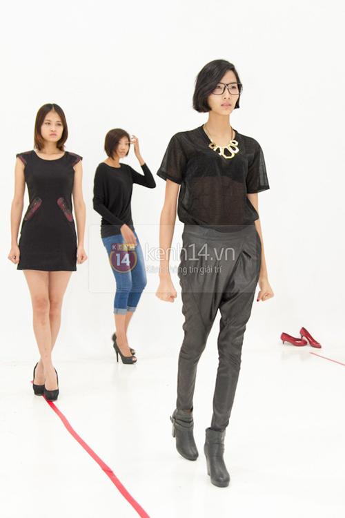 Muôn kiểu phong cách thời trang của sao Việt với tóc ngắn 10