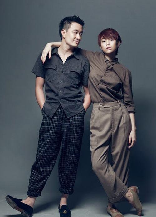 Muôn kiểu phong cách thời trang của sao Việt với tóc ngắn 5