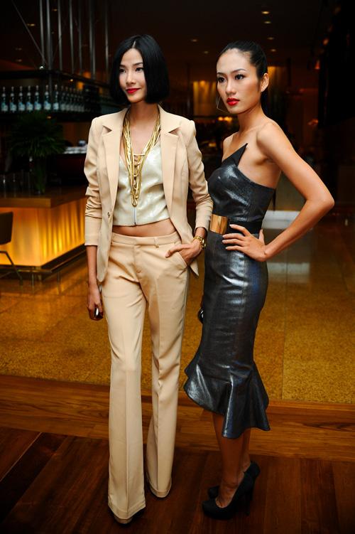 Muôn kiểu phong cách thời trang của sao Việt với tóc ngắn 11
