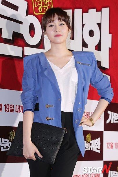 """Yoo Seung Ho liên tục """"hút hồn"""" đàn chị 8"""