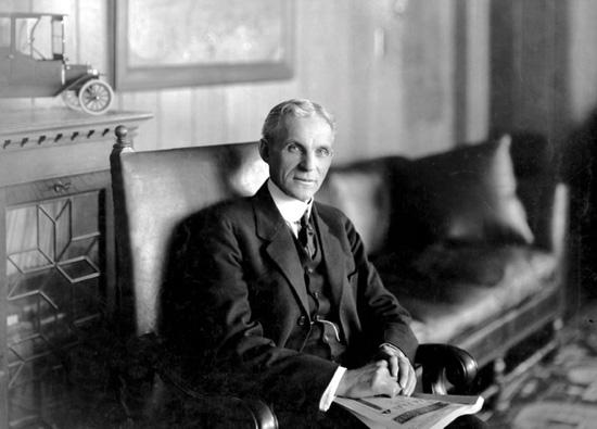 Ông vua xe hơi Henry Ford 1