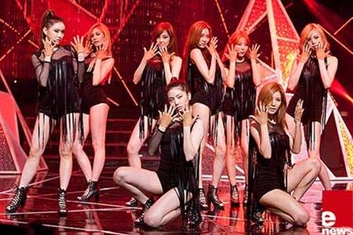 Tuyển tập vũ đạo đẹp mắt của các sao Kpop (P.2) 37