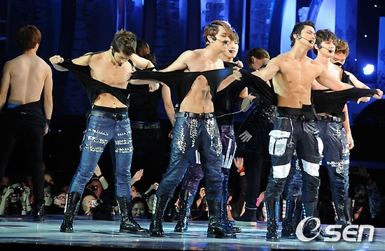 Tuyển tập vũ đạo đẹp mắt của các sao Kpop (P.2) 65