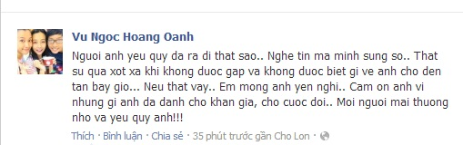 Sao Việt tiếc thương sự ra đi của Wanbi Tuấn Anh 17