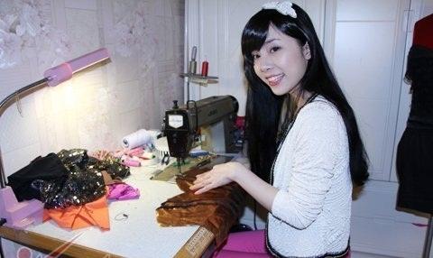 Những tài lẻ thú vị của mỹ nhân Việt 28