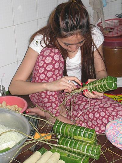 Những tài lẻ thú vị của mỹ nhân Việt 29