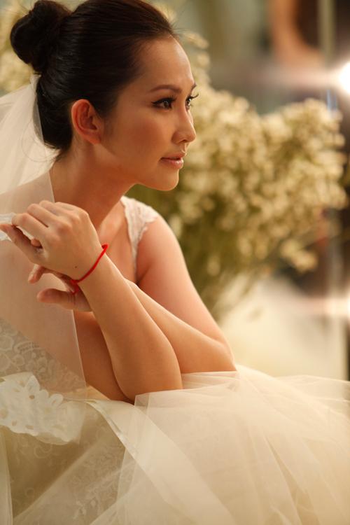 Kim Hiền bất ngờ lộ ảnh đi chụp cưới 8