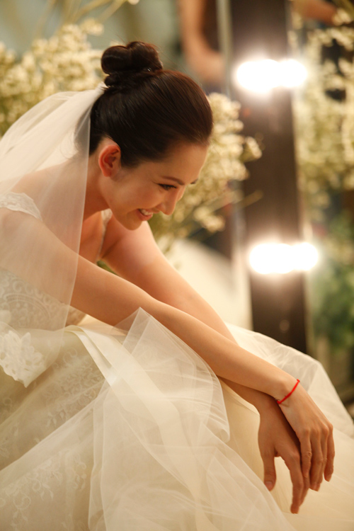 Kim Hiền bất ngờ lộ ảnh đi chụp cưới 10