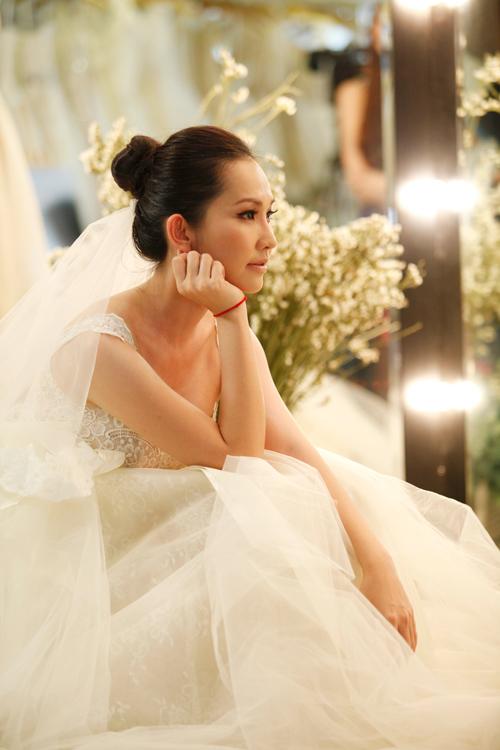 Kim Hiền bất ngờ lộ ảnh đi chụp cưới 9