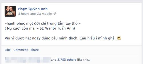 Facebook lắng đọng trước 49 ngày Wanbi Tuấn Anh 2