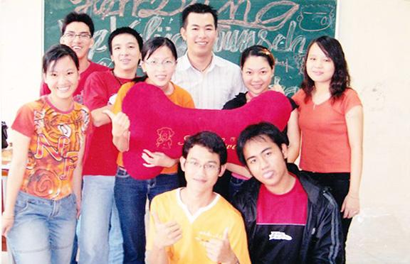 Những sao Việt thầm lặng làm nghề giáo 6
