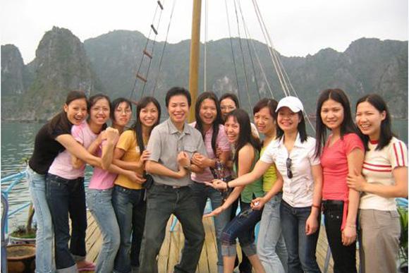Những sao Việt thầm lặng làm nghề giáo 8