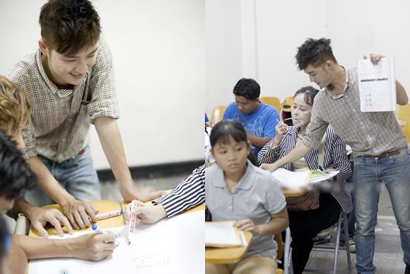 Những sao Việt thầm lặng làm nghề giáo 5