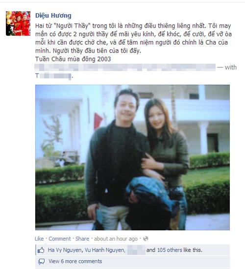 Sao Việt rộn ràng gửi lời tri ân thầy cô ngày 20/11 9