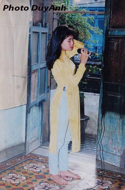 Ngắm ảnh tuổi 17 thơ ngây của Thu Minh 3