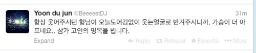 Dàn sao Hàn bật khóc chia buồn cùng Leeteuk và gia đình 11