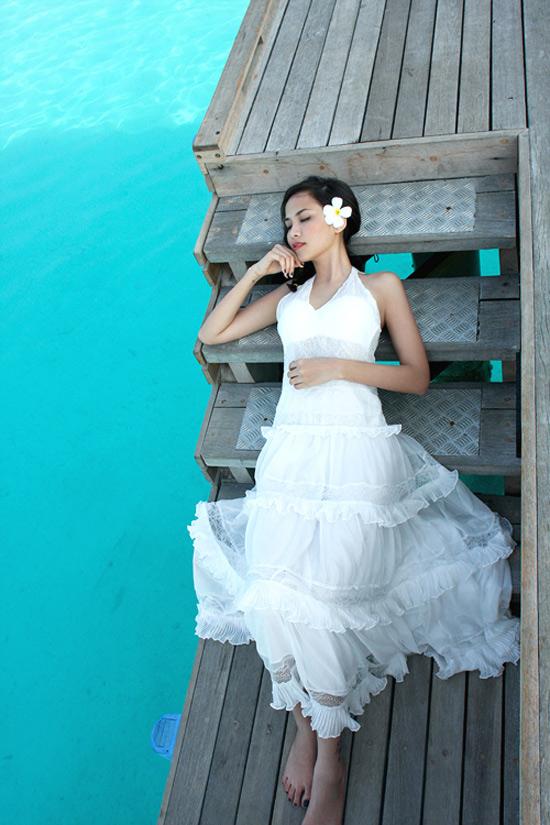 Hoa hậu Diễm Hương đã có chồng và bị chồng bỏ? 3