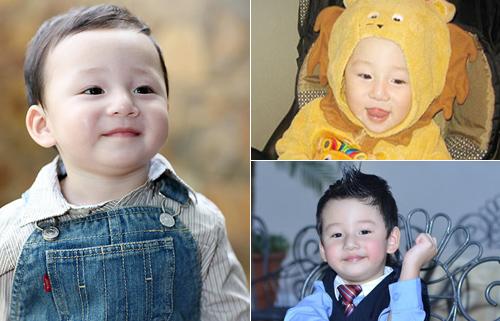 Những nhóc tì nhà sao Việt càng lớn càng xinh và chững chạc 15