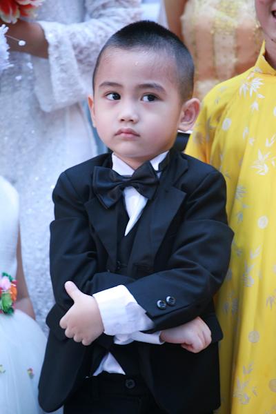 Những nhóc tì nhà sao Việt càng lớn càng xinh và chững chạc 9