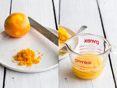 Sladký a kyselý oranžový kuřecí recept 3