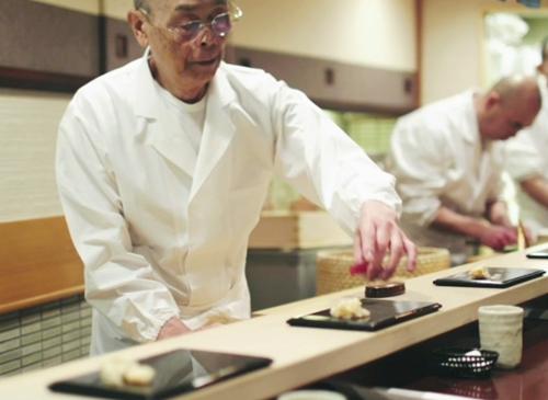 Sukiyabashi Jiro - Nơi có sushi ngon nhất thế giới 3