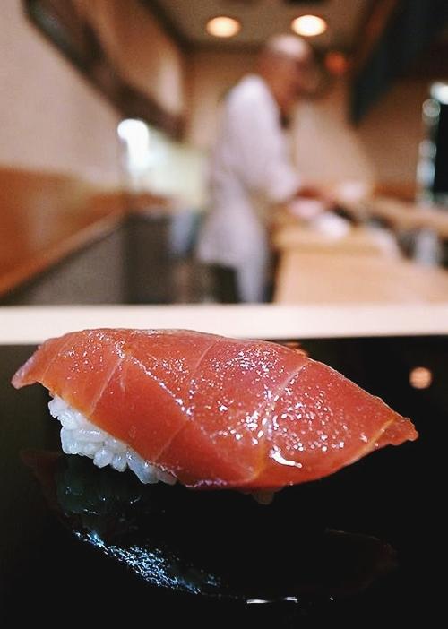 Sukiyabashi Jiro - Nơi có sushi ngon nhất thế giới 7